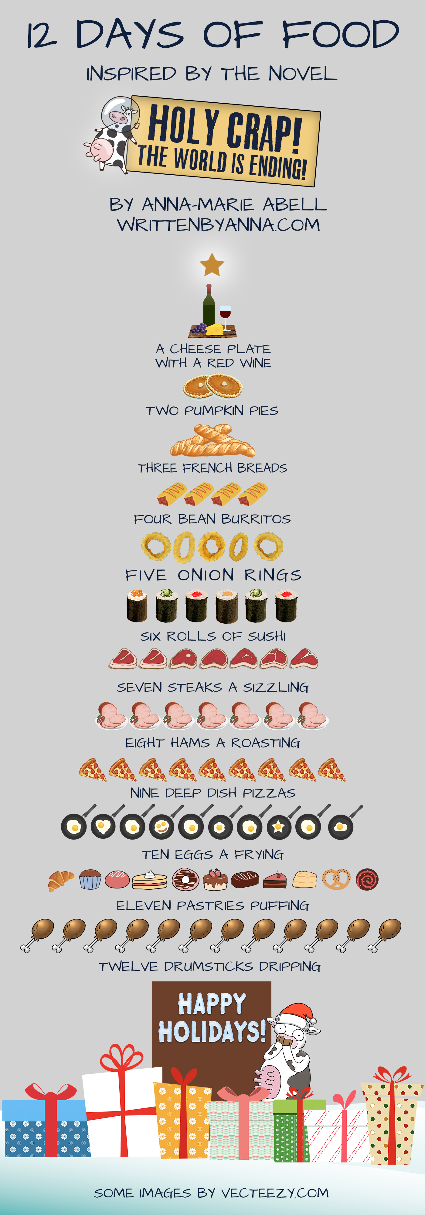 12 Days of Food
