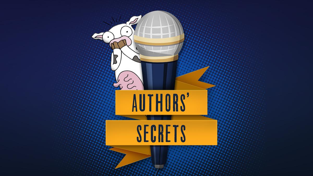 Authors' Secrets Interview