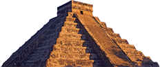 Mayan Pyramid - Written By Anna