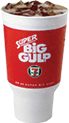 Super Big Gulp Cup - Written By Anna