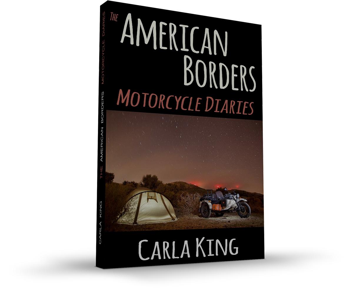 Carla King American Borders