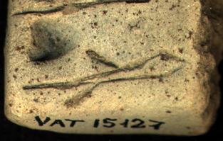 P000829 Uruk 3350 BC Berlin Collection