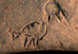 Cuneiform Tablet - P001284 - Written By Anna