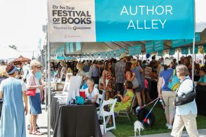 San Diego Festival of Books - Author Alley
